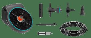 Programmateur d'arrosage automatique solaire aquaBloom - Gardena