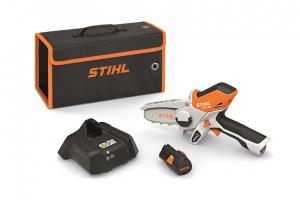 Scie de jardin GTA26 avec batterie et chargeur - Stihl - 10,8 V