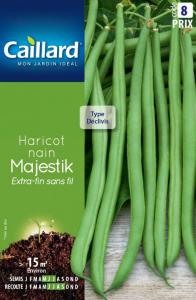 Harcicot nain extra-fin sans fil Majestik - Graines - Caillard