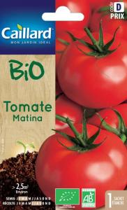 Tomate Matina Bio - Graines - Caillard