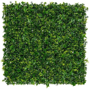Canisse plastique vertical garden forest- Nortene - 1 x 1 m