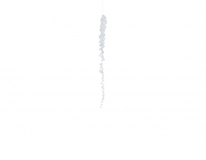 Glaçon - Vert menthe - 42x4 cm