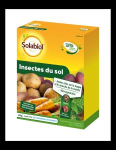 Insectes du sol 1,1kg - Solabiol