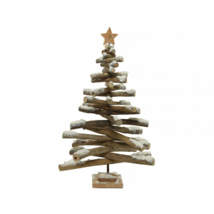 Sapin en pin - Support - Ø 42 cm - 62 cm