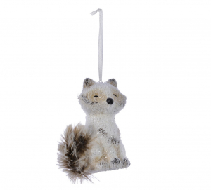 Suspension Renard - 7 cm