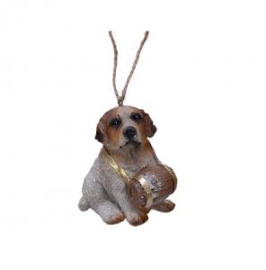 Suspension chien et tonneau - 7 cm
