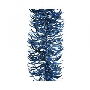 Guirlande  3 plis - Bleu nuit - 2,70 m