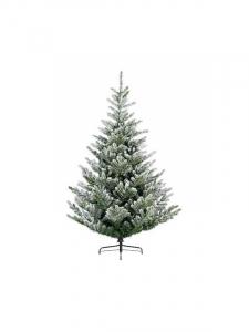 Sapin Liberty - Enneigé -  733 branches- Vert/blanc - Ø 148 cm - 180 cm