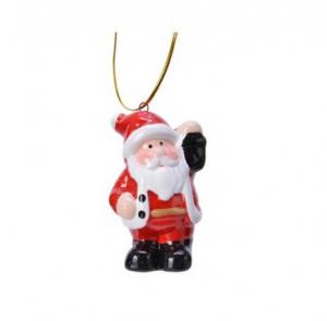 Suspension Père Noël - 6,5 cm