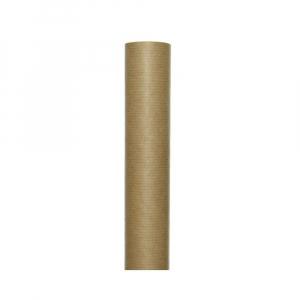 Papier cadeau - Kraft - Brun - 70x200 cm