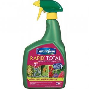 Rapid'Total Insectes et Maladies 800ml P.A.E - Fertiligène