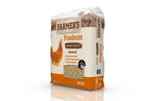 Granulés Complet Pondeuse - 20 kg - Farmer's