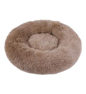 Corbeille ronde moelleuse Ø60 cm - Beige - Chat ou chien
