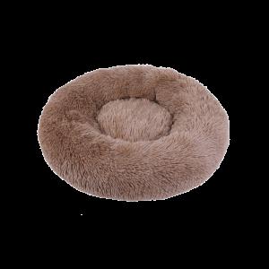 Corbeille ronde moelleuse - Ø50 cm - Beige