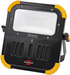 Projecteur LED BLUMO portable+ HP Bluetooth, 2100 lumen
