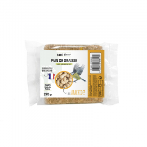 Pain de graisse aux arachides - 290 gr - Hami Form