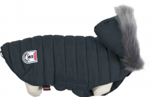 Doudoune pour chien Urban - 35 cm - Gris