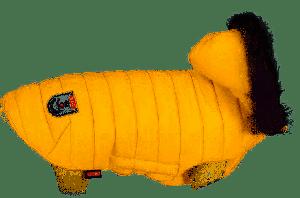 Doudoune pour chien Urban - 35 cm - Jaune
