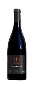 Vin rouge Ventoux - Domaine Caroline Bonnefoy - Bio - 75 cl