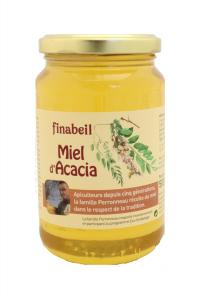 Miel d'acacia liquide - 375G