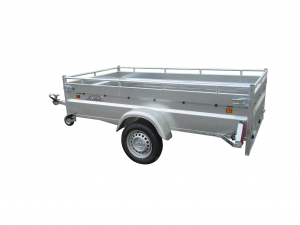 Remorque - Lider - Robust 40393 - 2m53 - 750 kg - 1 essieu