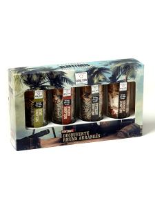 COFFRET DECOUVERTE RHUM ARRANGE 4 B