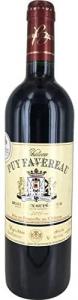 Vin rouge Bordeaux - Château Puy Favereau - 75 cl