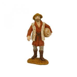 Figurine Meunier 10cm. Oliver