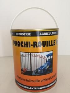 Laque Prochi-rouille gris Ford - Armor chimie - 2,5 L