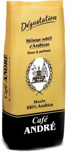 Café dégustation moulu - Café André - 100% arabica - 250 gr