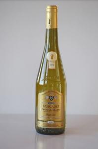Vin blanc Muscadet de Sèvre et Maine sur Lie - Drouard - 75 cl