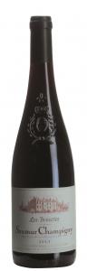Vin rouge Saumur Champigny - Les Besseries - 75 cl
