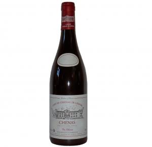 Vin rouge Beaujolais - Château Chénas - 75 cl