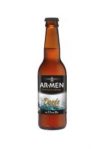 Bière Dorée Bio - AR-MEN - 7,7° - 33 cl