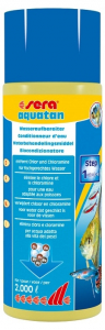 Conditionneur d'eau pour aquarium Aquatan - Sera - 500 ml