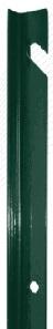 Poteau T3 Classic vert Double protection pour grillage soudé FILIAC - H 2.50 m