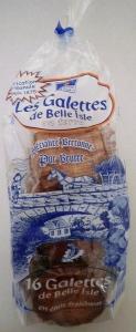 Galette pur beurre - Les galettes de Belle Isle - 240 gr - x16