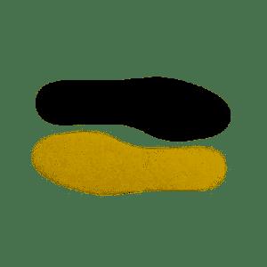 Semelles en laine vierge - Du 37 au 46