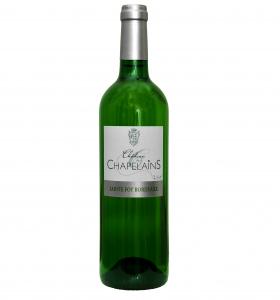 Vin blanc Bordeaux - Château les Chapelains - 75 cl