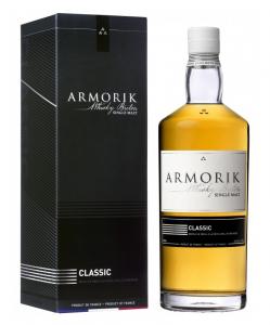 Whisky Breton Single Malt - Armorik Classic - 46 % - 70 cl