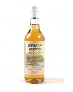 Whisky Breton Single Malt 'Millin Guer' - Ménez Bré - 40° - 70 cl
