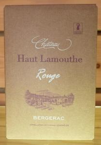 Vin Bergerac - Château Haut Lamouthe - Rouge- Bag in Box de 5 litres