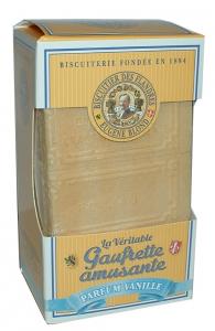 La Véritable Gaufrette amusante - Eugène Blond - Vanille - 175 g