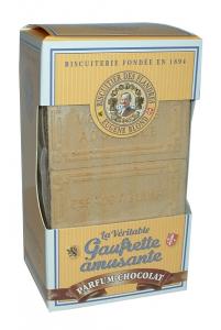 La Véritable Gaufrette amusante - Eugène Blond - Chocolat - 175 g