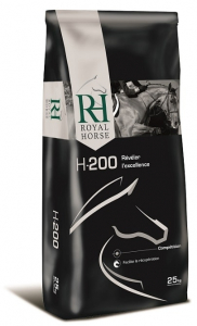 Aliment cheval - Royal Horse - H200 - 25 kg