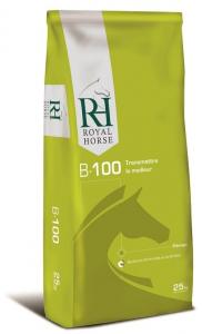 Aliment cheval - Royal Horse - B100 - 25 kg