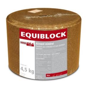 Aliment minéral chevaux et poneys Equiblock - Royal Line - 4,5 kg