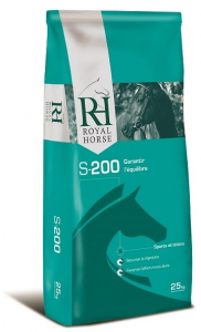 Aliment cheval - Royal Horse - S200 - 25 kg