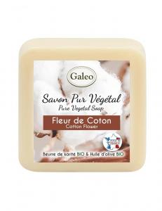 Savon Fleur de Coton - GALEO CONCEPT - 100 g