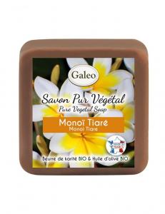 Savon Monoï Tiaré - GALEO CONCEPT - 100 g